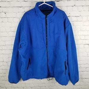 5.11 TACTICAL | fleece full zip jacket interior